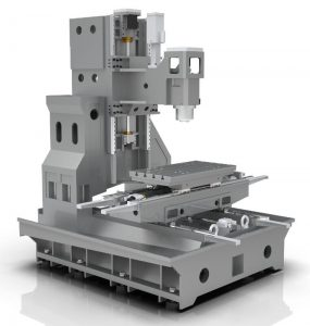 3 axis CNC Milling