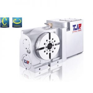 the 4th axis rotary table