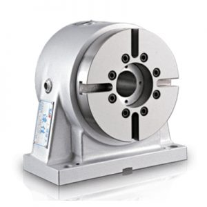 the 4th axis tailstock