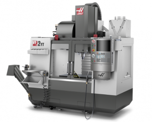 HAAS CNC milling machine