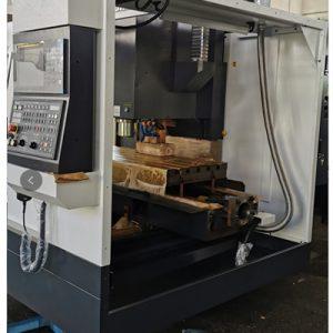 CNC Milling Machine Installation