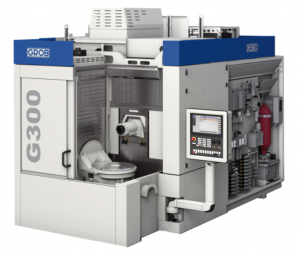 cnc milling machine grob