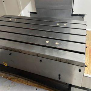 install cnc milling machine
